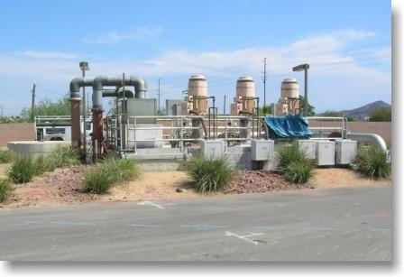 Menifee/Perris I Iron and Manganese Removal Treatment Facilities
